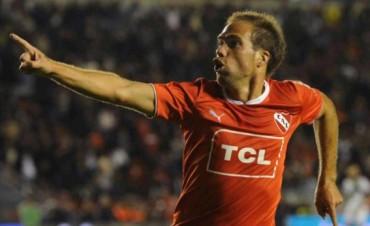 Independiente separó del plantel al 'Pocho' Insúa