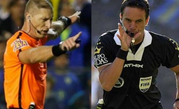 Se designaron los árbitros para la Fecha 13 de Primera División