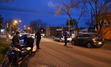 El Municipio junto a la Policía implementarán operativos con control de alcoholemia