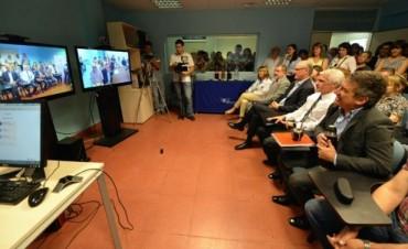 Hospitales entrerrianos podrán hacer videoconferencias pediátricas con el Garraham