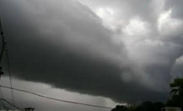 Alerta meteorológico por tormentas fuertes para la zona