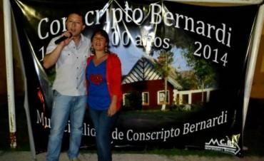 Bernardi se prepara para festejar sus 100 años de vida