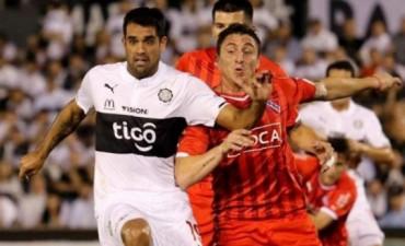 Independiente empató en Paraguay y avanzó de ronda en la Copa Sudamericana