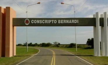 Primer Encuentro Departamental de la Juventud a medias en Bernardi