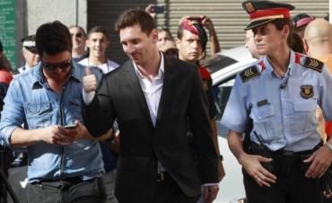 Messi amitió un comunicado tras el pedido de prisión por evasión fiscal