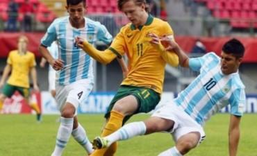 Mundial Sub 17: Argentina cayó con Australia y se despidió