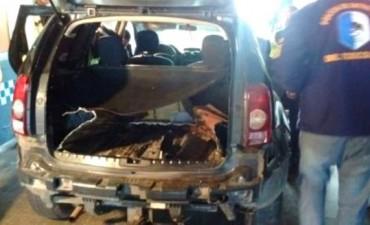 Más de 260 kilos de marihuana secuestran en un mismo puesto policial entrerriano
