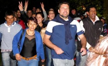 El Intendente electo Chapino se entrevistó con Torres sobre la transición del Municipio