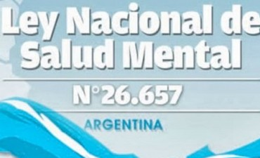 Entre Ríos adhiere a la Ley Nacional de Salud Mental