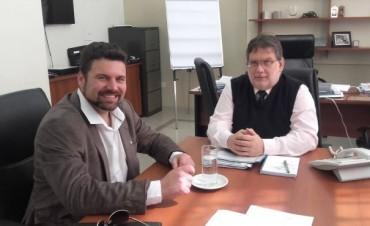 El Intendente continua las gestiones en Parana