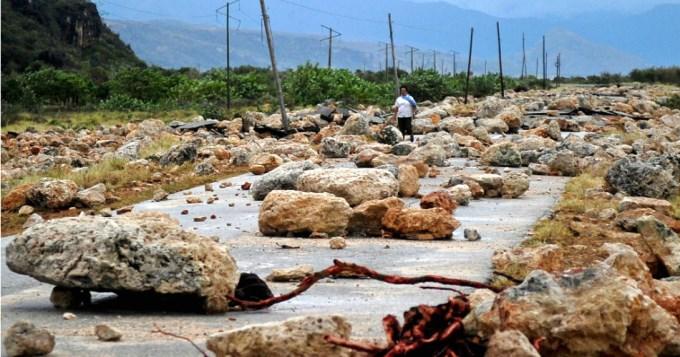 Huracán Matthew ahora siembra terror en Bahamas