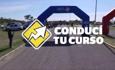 """""""CONDUCÍ TU CURSO"""" LLEGA A FEDERAL"""