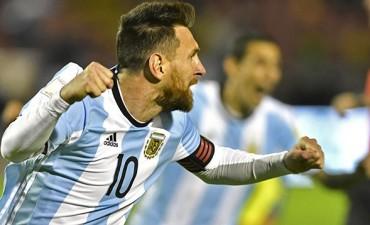 Con un Messi superpoderoso Argentina se clasificó al Mundial de Rusia 2018