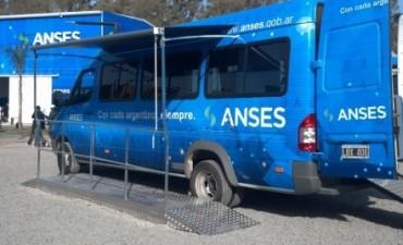 La unidad móvil de Anses atenderá jueves y viernes en Federal