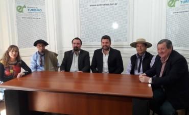 Presentaron la Fiesta del Hombre de Campo en el Ministerio de Turismo