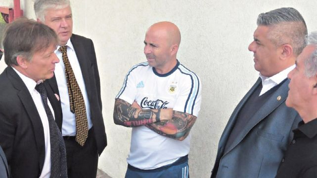 Blindaje a Messi