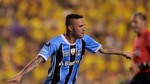 Gremio quedó muy cerca de la final de la Libertadores