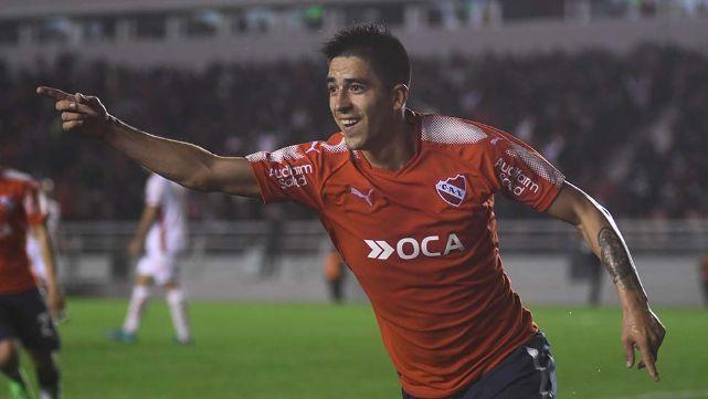 Independiente se copa en Asunción en busca de la Sudamericana