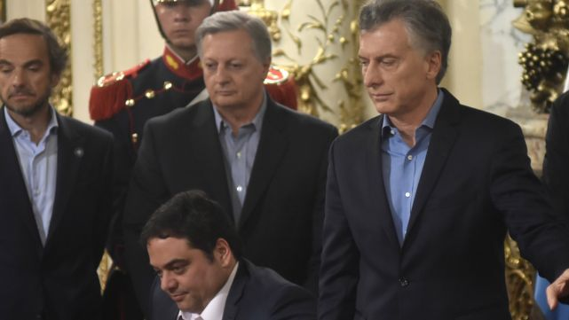 Macri presenta su plan de reformas