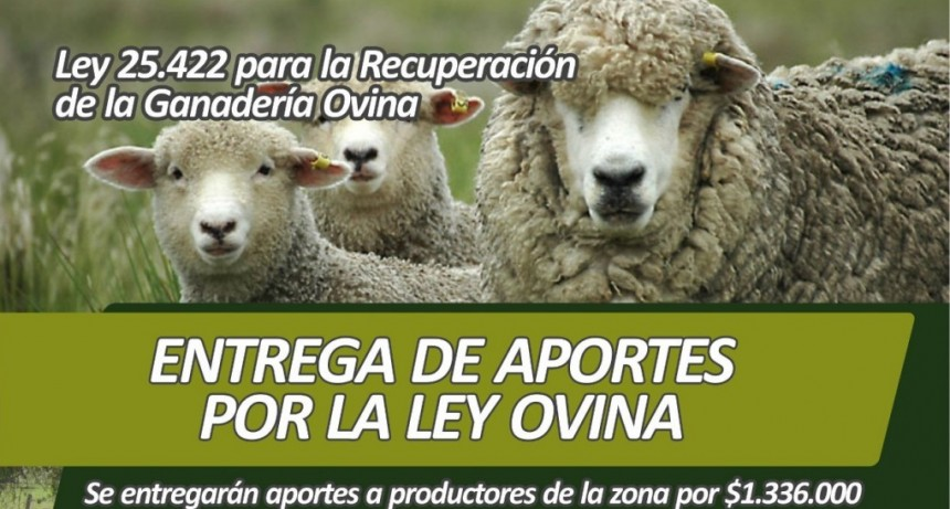 ENTREGA DE APORTES ECONÓMICOS A PRODUCTORES DEL DEPARTAMENTO FEDERAL