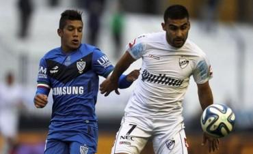 Quilmes le ganó a Vélez por 2 a 1 y salió del último puesto de la tabla