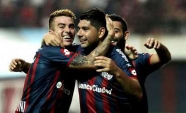 San Lorenzo se despidió de local con una goleada ante Estudiantes