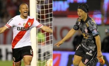 Copa Sudamericana: River y Huracán abren la llave de semifinales