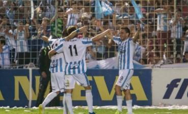 Atlético Tucumán goleó a Los Andes y logró el ascenso a Primera