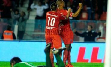 Independiente goleó a Belgrano y es finalista de la Liguilla Pre-Libertadores
