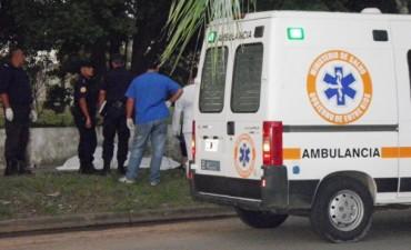 Hombre muere infartado en plena vía pública de la ciudad