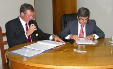 Tras la última sesión ordinaria del año los concejales se despidieron