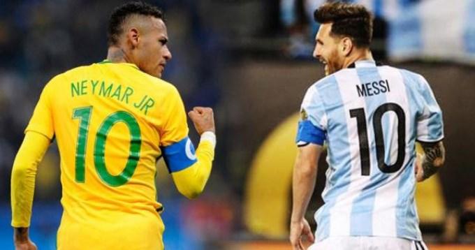 Argentina frente a Brasil: ¡Es la hora de ganar!