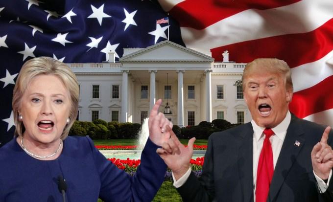 EE.UU: Hillary o Trump, la hora de la verdad