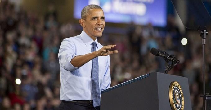 Elecciones EE.UU: Obama llamó a Trump y hablaron del traspaso