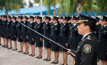 POLICÍAS FEMENINAS: CIERRA LA INSCRIPCIÓN