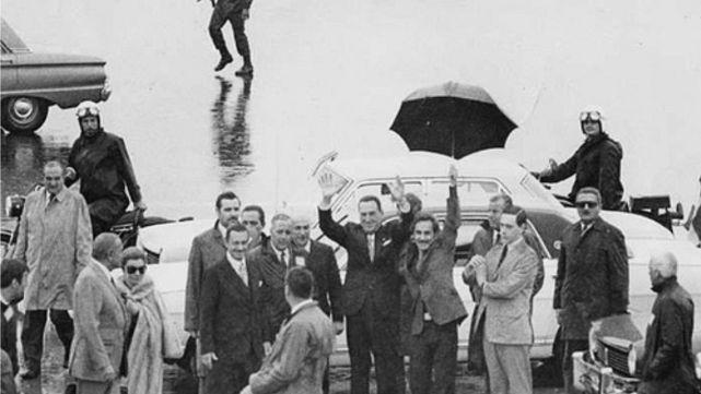 DÍA DEL MILITANTE PERONISTA; 45 años atrás, el general Perón volvía al país
