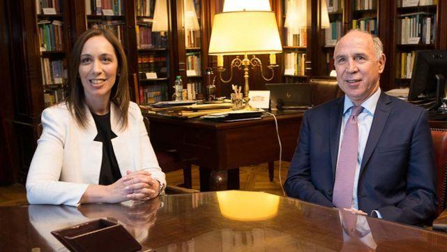 Polémica por la reunión entre Vidal y Lorenzetti