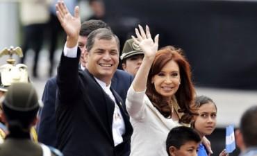 """""""El ordenamiento político, económico y social de América del Sur lo decidimos desde acá"""