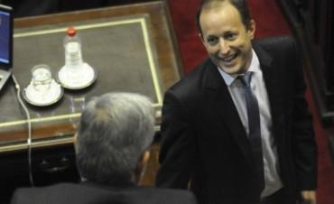 Insaurralde confirmó que deja su banca en Diputados