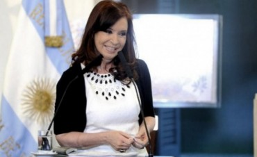 Cristina hablará por Cadena Nacional desde Casa Rosada