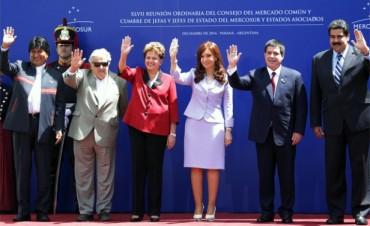 Presidentes del Mercosur destacaron en Paraná el histórico acuerdo entre EE.UU y Cuba