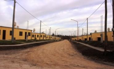 40 viviendas nuevas para Villa Paranacito