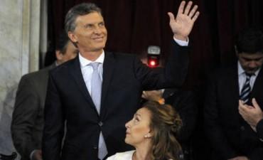 Macri juró como presidente de la Nación