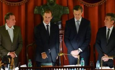 Bordet asumió como Gobernador de Entre Ríos