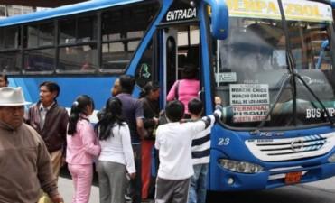 El gobierno Nacional garantizó que continuarán los subsidios en el transporte público