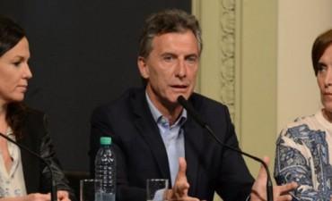 Macri anunció beneficios para la Asignación Universal por Hijo