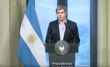 RENUNCIO PRAT GAY. DIVIDEN EL MINISTERIO; DUJOVNE EN HACIENDA Y CAPUTO EN FINANZAS