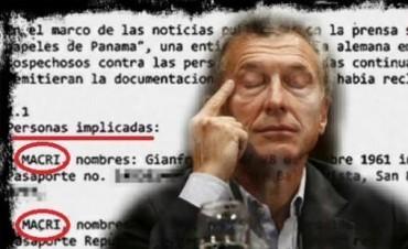 Denuncian que Macri tiene una cuenta no declarada con movimientos millonarios