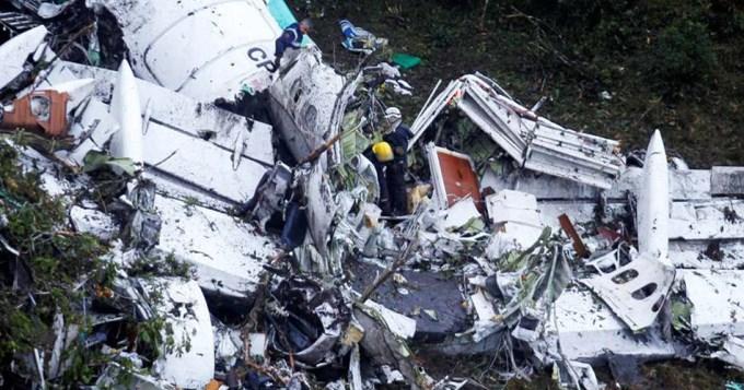 Caso cerrado: Avión de Chapecoense tenía combustible limitado