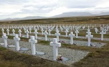 Identificaron a 88 soldados argentinos caídos en la guerra de Malvinas